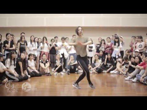 Flashlight - Jessie J   May J Lee Workshop in ShenZhen - YouTube