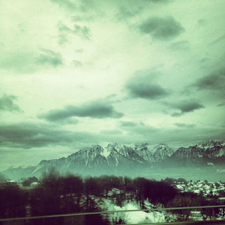 #alps #snow #view #switzerland #ski #winter #mountains #photography