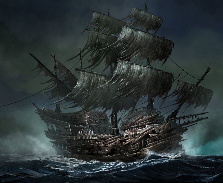 Pirates Age Card Game illustration_ by cgfelker on deviantART