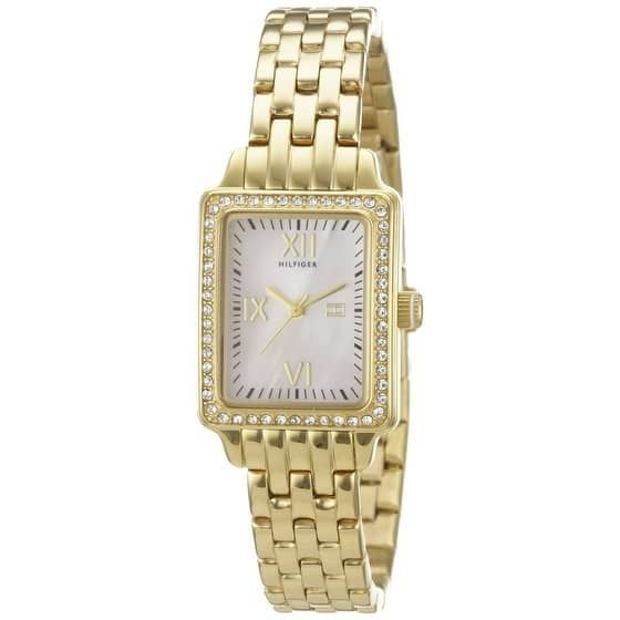 Tommy Hilfiger Whitney Gold-Tone Ladies Watch 1781107