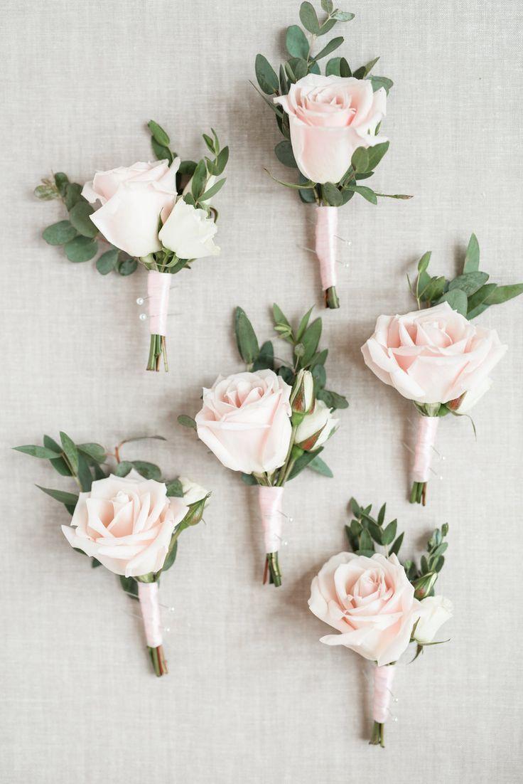 20 trendy blos en groen bruiloft kleurideeën voor de zomer