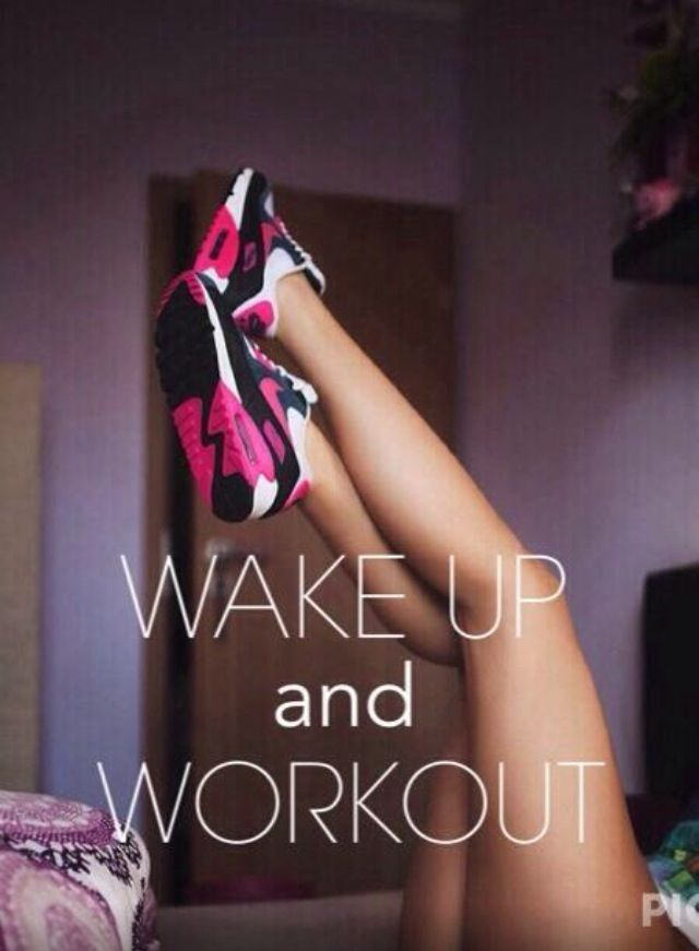 Workout And Be Fit !