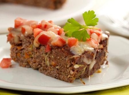 Torta prática de carne moída -