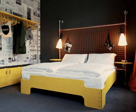 superbude hamburg in conjuction with sleep 2012 international hotel event cool pinterest. Black Bedroom Furniture Sets. Home Design Ideas