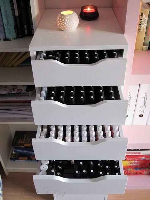 1000 ideas about makeup storage units on pinterest. Black Bedroom Furniture Sets. Home Design Ideas