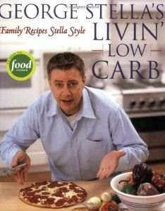 Over 100 low carb recipes from Chef George Stella, who used to weigh over 400 lbs. http://papasteves.com/blogs/news/11304001-fiber-protein-fat-satiety-feel-fuller-longer-slow-down-sugar-absorption