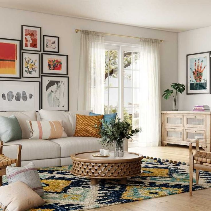 Design Your Own Living Room Decor