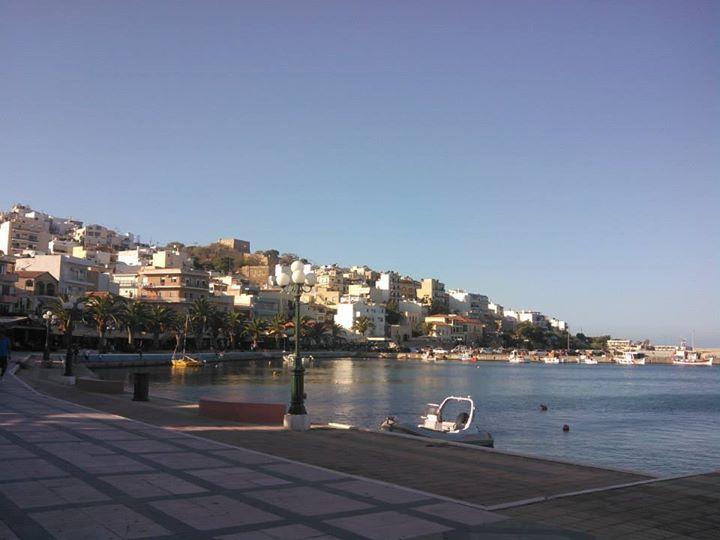 port of sitia