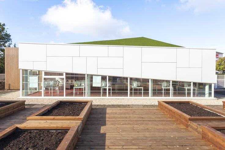 Galeria de Refeitório da Escola Pajot / Atelier 208 - 5