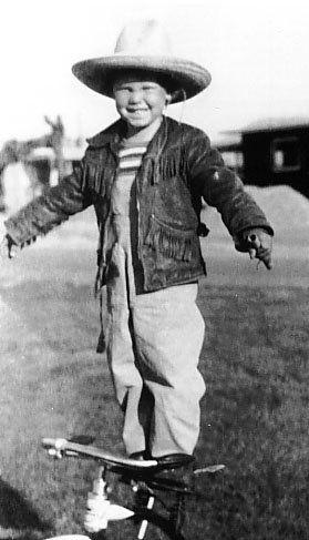 Jim Morrison, even then...