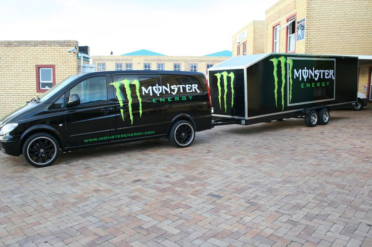 Complete colour change wrap with digitally printed decals applied www.rocketsigns.co.za