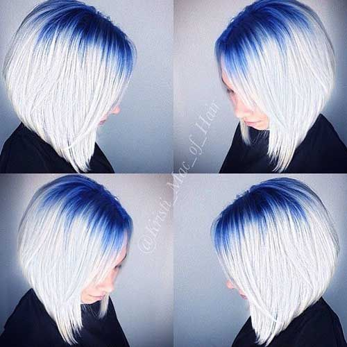 10 Popular Reverse Bob Hairstyles | Bob Hairstyles 2015 - Short Hairstyles for Women