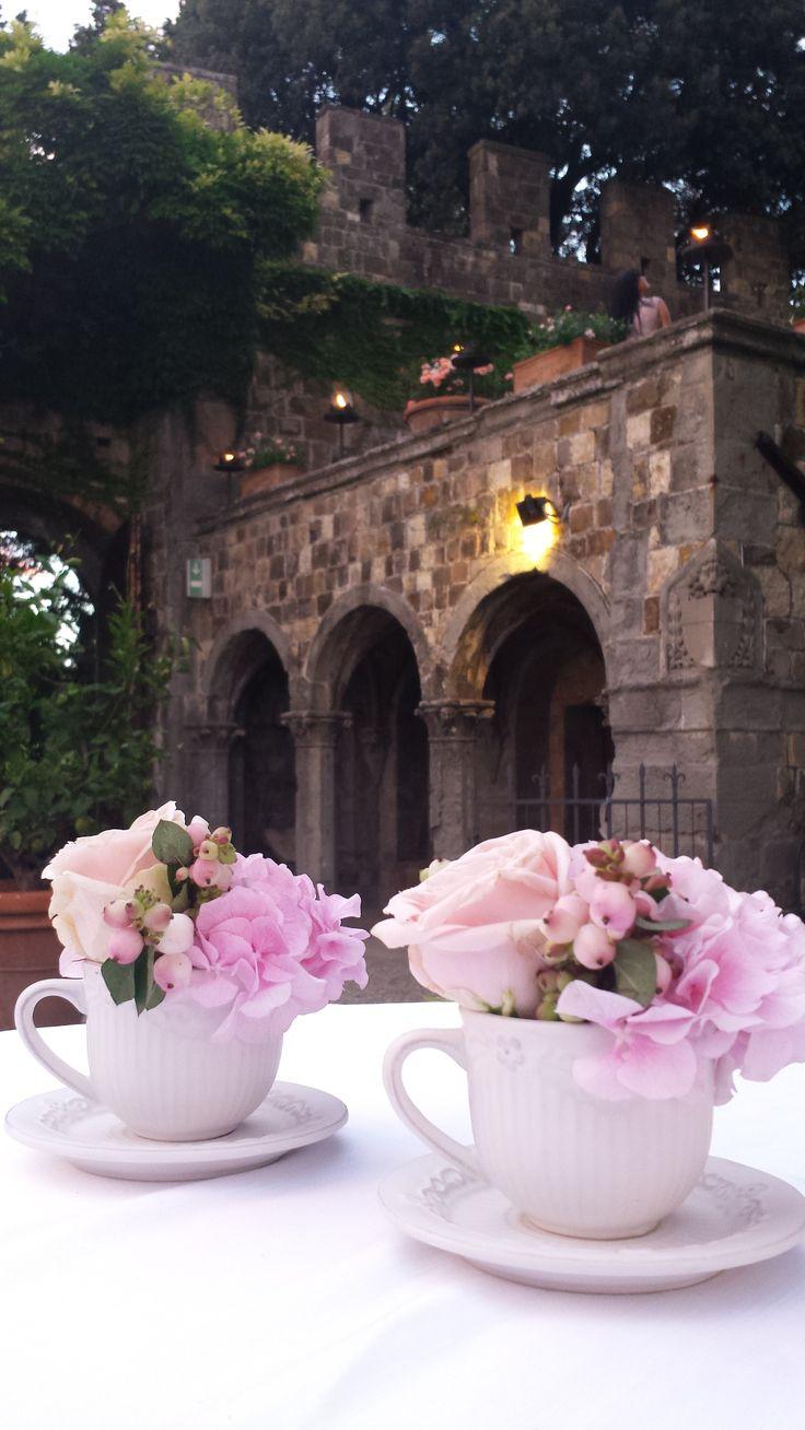Fancy a cup of flowers?