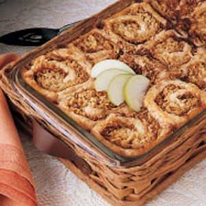 Apple Roly-Poly Recipe