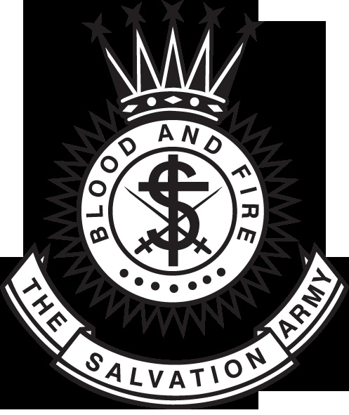 is this really for the salvation army?? looks kinda wicked