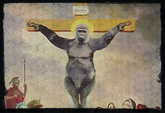 Harambe our Holy father