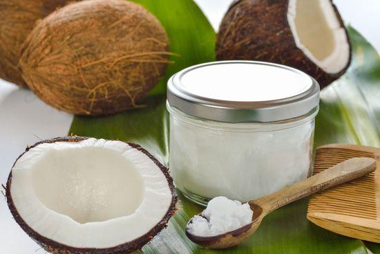 Kokosöl Creme gegen Neurodermitis