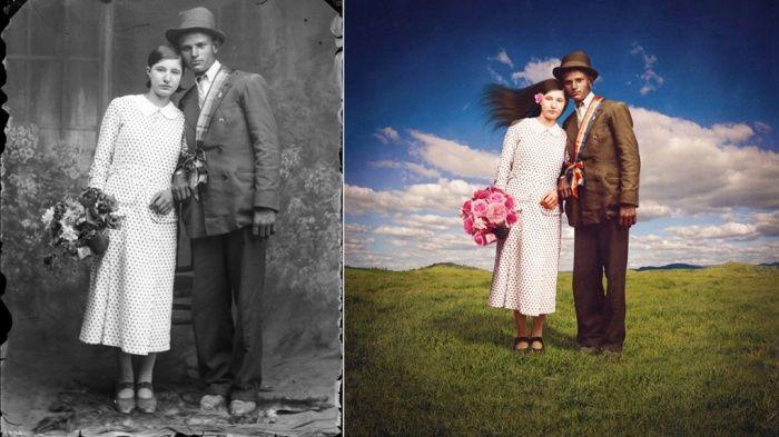 Century-Hopper: Die alten rumänischen Porträts, die in der Zeit reisen – in Bildern