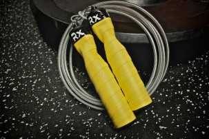 Lazer Lemon Rx jump rope  They make jump ropes for different heights and fitness levels.
