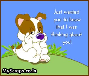 Thinking Of You Scraps - Comments, Images and Graphics for Orkut