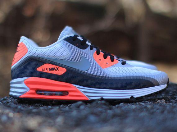 ... Nike Air Max Lunar90 Infrared