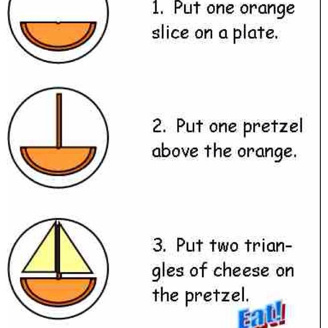 Pirate snack picture recipe