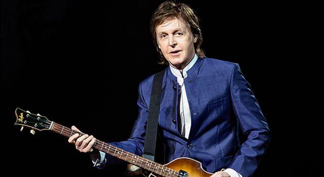 PAUL ON THE RUN: Paul McCartney to Play Intimate California Show To...
