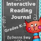 This Interactive Reading Journal Notebook will make a wonderful addition to your Reading Program.  The interactive activities in this packet will e...