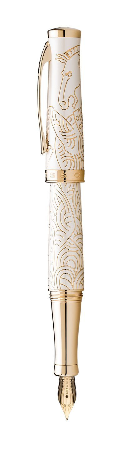 Cross Year of the Horse fountain pen: