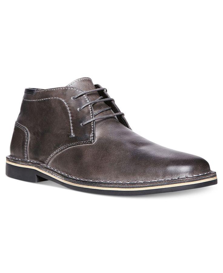 Steve Madden Men's Shoes, Harken Chukka Boots - Shoes - Men - Macy's