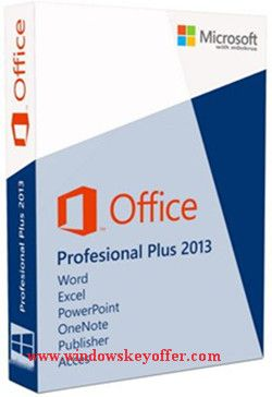 Office professional plus 2013 retail versions with the download link and a genuine license key ,only $45.99