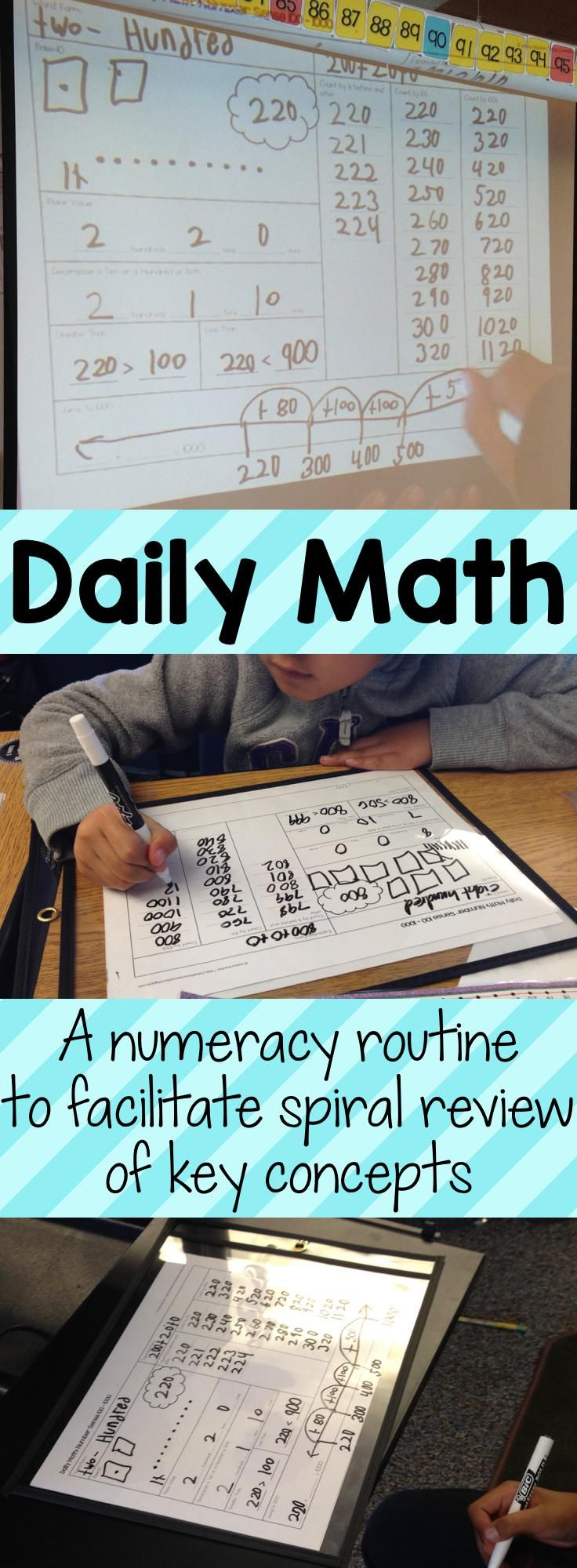 214 best Math: Place Value images on Pinterest | 2nd grade math ...
