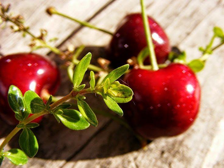 szeretetrehangoltan: Cseresznye csatni (chutney)