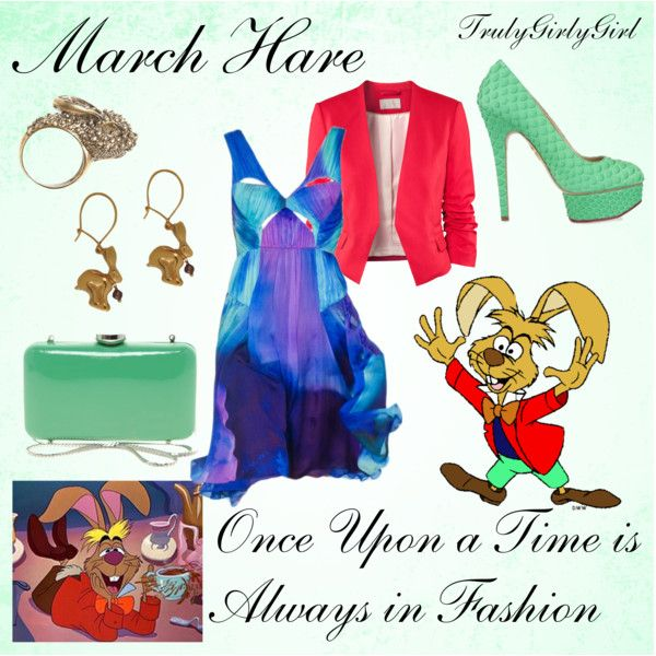 Disney March Hare: 472 Best Ideas About Character Fashion On Pinterest