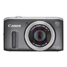Aparat foto Compact Canon PowerShot SX260 HS Silver