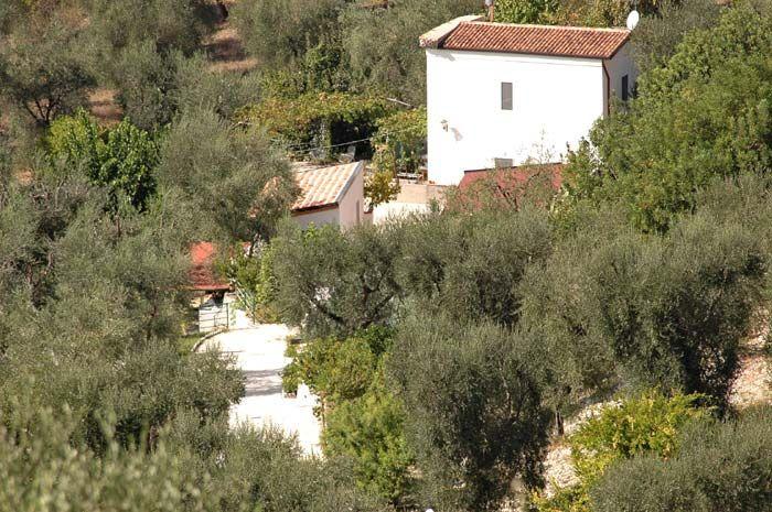 Valle dei Gelsi - near Péschici