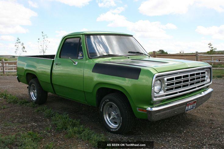 513 best dodge pickup 39 s 1970 39 71 with 1972 1993 images. Black Bedroom Furniture Sets. Home Design Ideas
