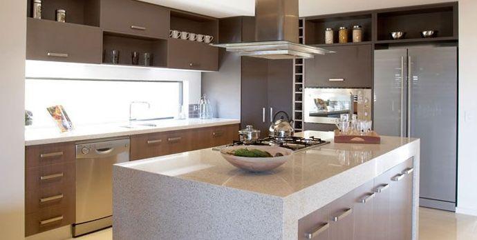 25+ parasta ideaa Pinterestissä Quarzstein arbeitsplatte Küche - küche hochglanz weiss