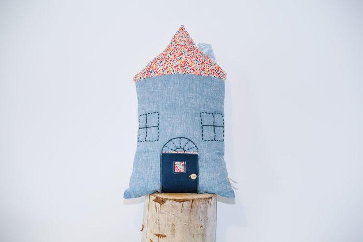 Image of Little House Cushion