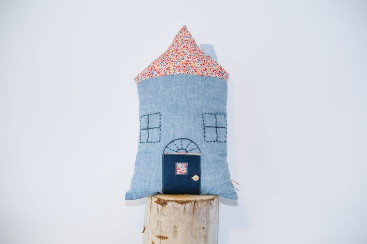 Image of Little House Cushion