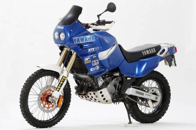 Yamaha XTZ 750 Super Ténéré 1993. Segunda mano