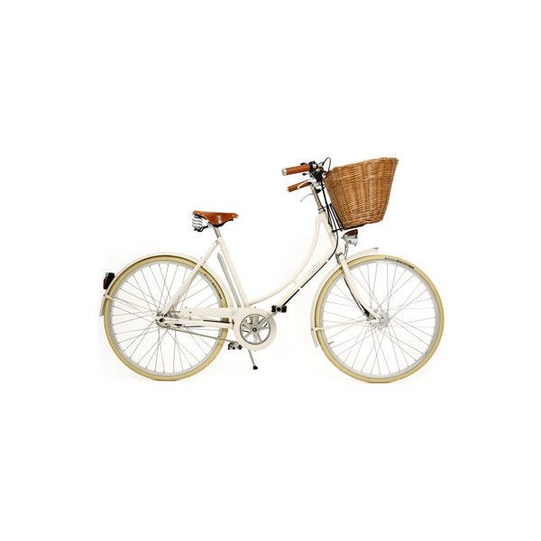 Evans Cycles   Pashley Britannia 2010 Hybrid Bike   Online Bike Shop ❤ liked on Polyvore featuring fillers, bike, misc, other and stuff