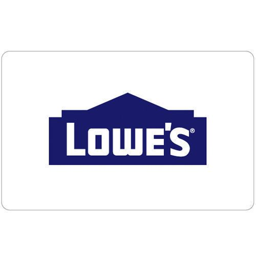 nice Get a $100 Lowe's Gift Card for only $90 - Super Fast Email delivery   Check more at http://harmonisproduction.com/get-a-100-lowes-gift-card-for-only-90-super-fast-email-delivery/