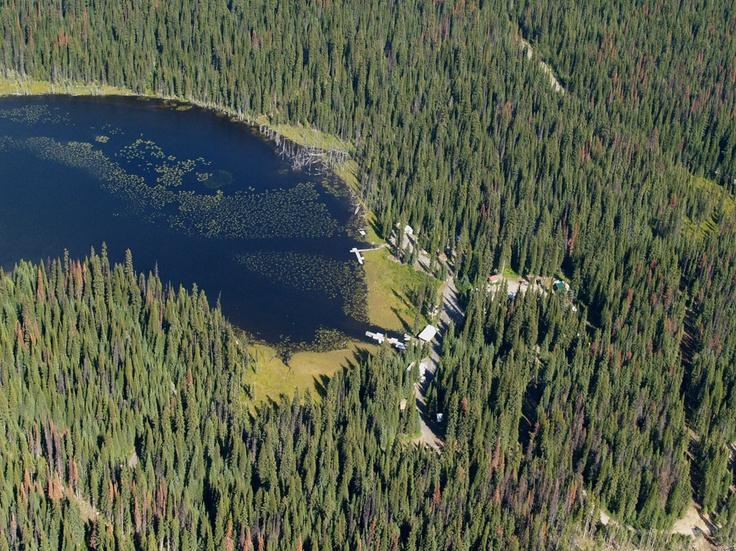 Bolean Lake B.C. Canada - where we went on our honeymoon. It was amazing!!