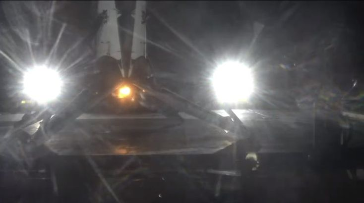 SpaceX Landed a Freaking Rocket on a Robot Boat in the Dark - http://www.wired.com/2016/05/spacex-landed-freaking-rocket-robot-boat-dark/#utm_sguid=151992,674cefb7-3243-a23e-79f3-0803d283759f