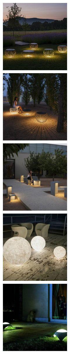 Наружное освещение обеспечивает не только достаточным количеством света, чтобы безопасно передвигаться ночью в саду и на террасе, но также имеет и декоративную функцию.  Дизайн светильников радует не только эксклюзивной эстетикой, но и высококачественными материалами и хорошей обработкой. Изучите эти прекрасные идеи для современных садовых фонарей и позвольте себе быть вдохновленным этими чудесными произведениями искусства.