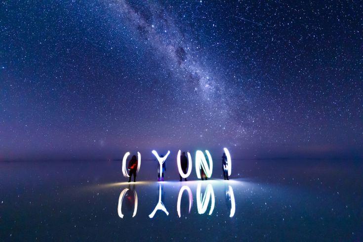 【衝撃】TV番組イッテQ!で紹介されたウユニ塩湖がやばい