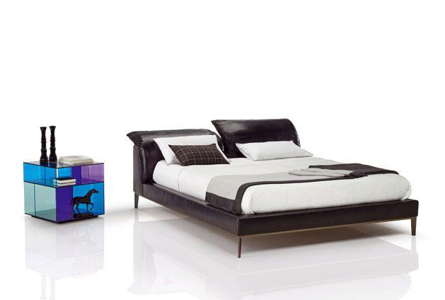 Postele / Natuzzi - stylový italský nábytek