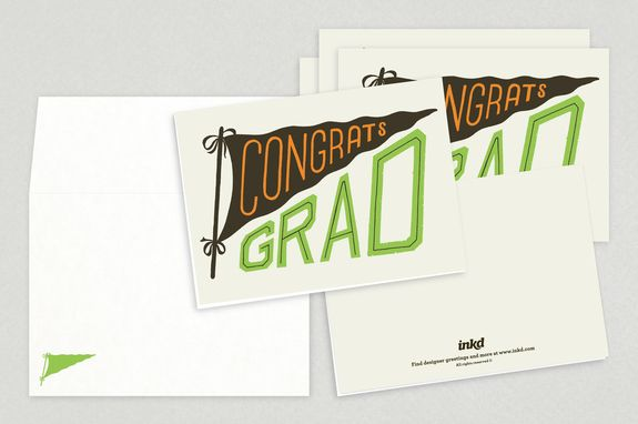 Bold Modern Congratulations Greeting Card Template - A teal and - congratulations card template