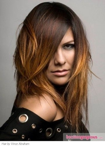36 best auburnbrown images on pinterest make up colors and drawing two tone hair color ideas and two tone hair styles are here many two tone hair color pictures to check find your two tone hair color today pmusecretfo Images